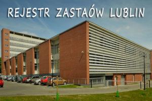 Rejestr Zastawów Lublin